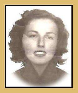 Betty June <i>Jones</i> Burruss