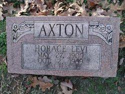 Horace Levi Axton