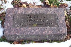 Alice J. <i>Gray</i> Owston