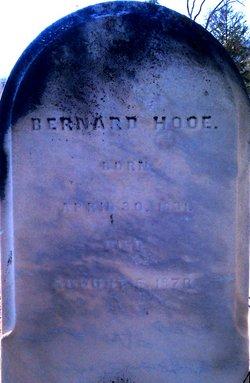 Bernard Hooe