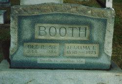 Derensellear R. Booth