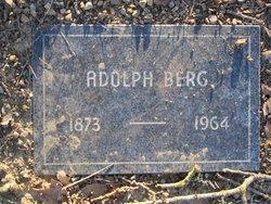 Adolf Berg