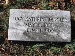 Lucy Katherine <i>Willingham</i> Dingler