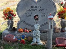 Cadence W. Bailey