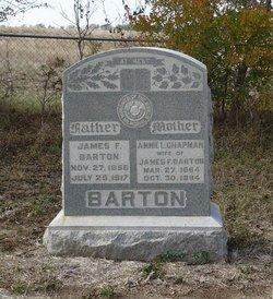Anna L <i>Chapman</i> Barton