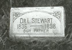Dr Lafayette Stewart