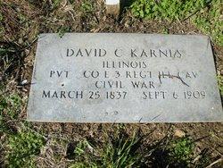 David Crockett Karnes