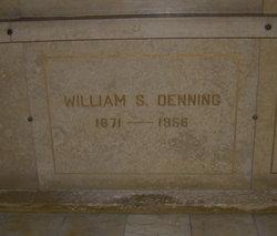 Capt William Sheridan Denning