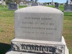 Catherine <i>Southwick</i> Aldrich