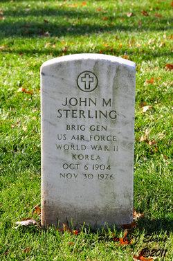 Gen John M. Sterling