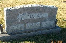 Michael Leo Mackin