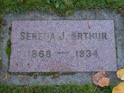 Serena Jane <i>Agee</i> Arthur