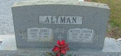 Mettie <i>Cooper</i> Altman
