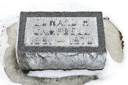 Edward H Campbell