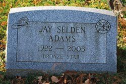 Jay Selden Adams