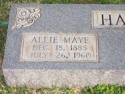 Allie Maye <i>Bowling</i> Hardin
