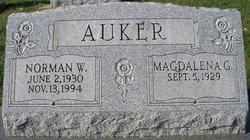 Norman Wenger Auker
