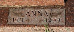 Anna M <i>Stubler</i> Bauch