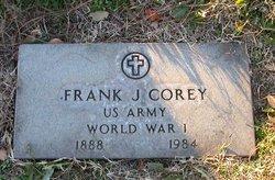 Frank Jordan Hap Corey