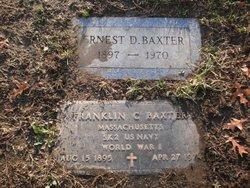Ernest Baxter