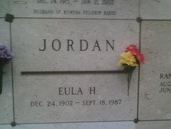 Eula Belle <i>Hanes</i> Jordan