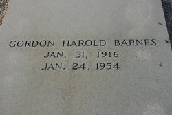 Gordon Harold Barnes