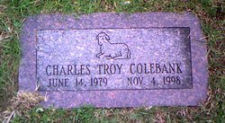 Charles Troy Colebank