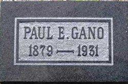 Paul Elbert Gano