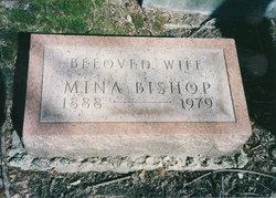 Maria Mina Minnie <i>Ponton</i> Bishop