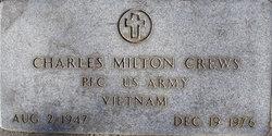 Charles Milton Crews