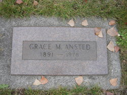 Grace Marie <i>Quimby</i> Ansted