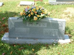 Minnie Alyce <i>Hall</i> Brown