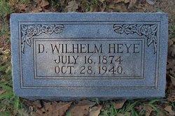 Dietrich Wilhelm Heye