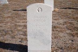 Joaquin Griego