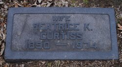 Beatrice K. Curtiss