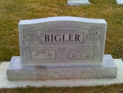 Marie <i>Ericksen</i> Bigler