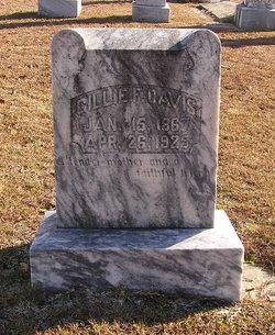 Gillie F. <i>Renfrow</i> Davis