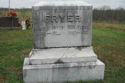Mary F <i>Skinner</i> Fryer