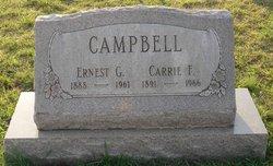 Carrie F <i>Ramey</i> Campbell