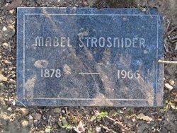 Mabel Claire <i>Montrose</i> Strosnider