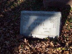 Hattie F Appel