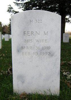 Fern Mae Martin