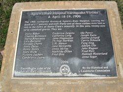Agnews Historical Cemetery