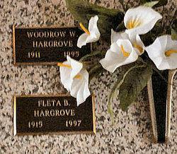 Woodrow Wilson Hargrove
