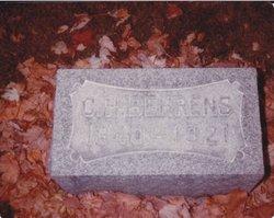 Christopher Henry Behrens