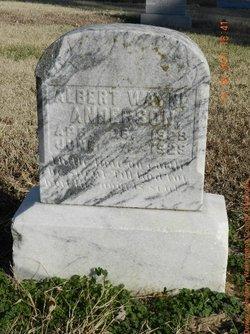 Albert Wayne Anderson