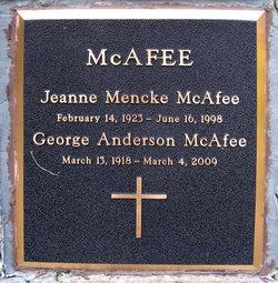 George McAfee