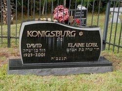Elaine <i>Lobl</i> Konigsburg