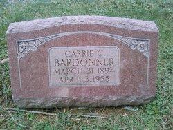 Carrie C <i>Waltz</i> Bardonner