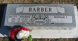 Betty Joanne <i>McKeen</i> Barber